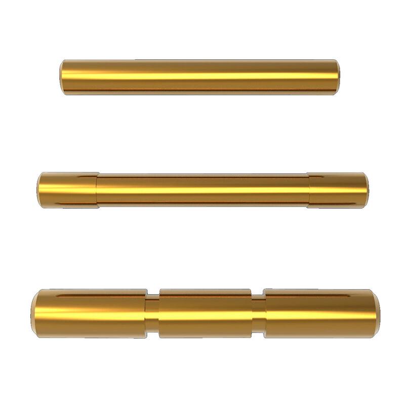 Cross Armory 3 Pin Set for Glock Gen 1-3 Gold