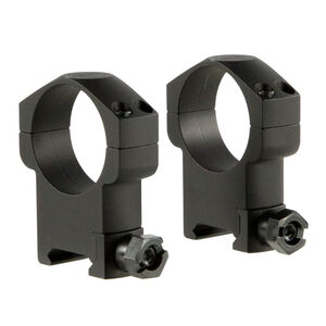 Leupold Mark 4 Tactical Scope Rings 35mm Tube Diameter Super High Height Solid Steel Rings Matte Black