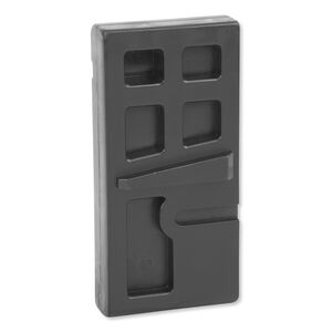 ProMag AR-15/M16 Lower Receiver Magazine Well Vise Block Polymer Black PM123