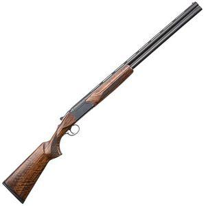 "Charles Daly 204X Field 20 Gauge O/U Break Action Shotgun 26"" Barrels 3"" Chambers 2 Rounds Extractors Walnut Stock Matte Blued"