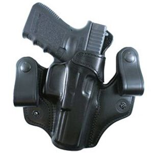 DeSantis 112 Mad Max GLOCK 17, 19, 22, 23, 36 Inside the Waistband Right Hand Leather Black