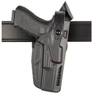 Safariland 7360 SIG Sauer P320 9/40 with X300U ALS/SLS Level III Retention Duty Holster 7TS STX Basketweave Right Hand Black