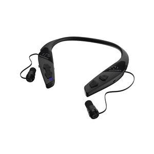 Walker's Razor-X 3.0 Behind the Neck Hearing Enhancer Bluetooth Black