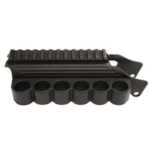 Lyman Shotgun Rail Mount with SideSaddle Mossberg