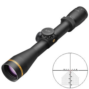 Leupold VX-5HD Rifle Scope 3-15x44 Non-Illuminated Impact 29 MOA Reticle 30mm Tube .25 MOA Adjustment Second Focal Plane Matte Black Finish