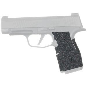 Talon Grips Inc Evolution EV12-PRO Rubber Grips for Sig P365/P365XL Models Black