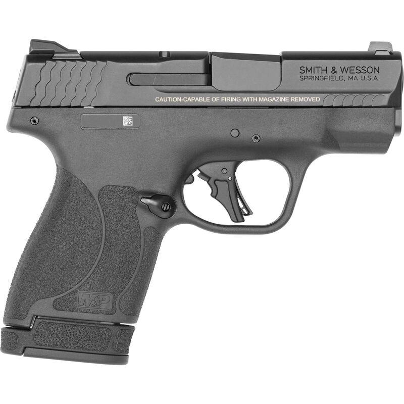 "S&W M&P 9 Shield Plus 9mm Luger Semi-Auto Pistol 3.1"" Barrel 13 Rounds Black"