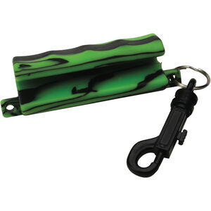 Allen Arrow Puller Molded Rubber Hot Green