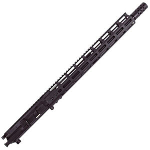 "Great Lakes AR-15 .458 SOCOM Complete Upper Receiver Assembly 16"" Barrel 1:14 Twist Free Float M-LOK Handguard Black"
