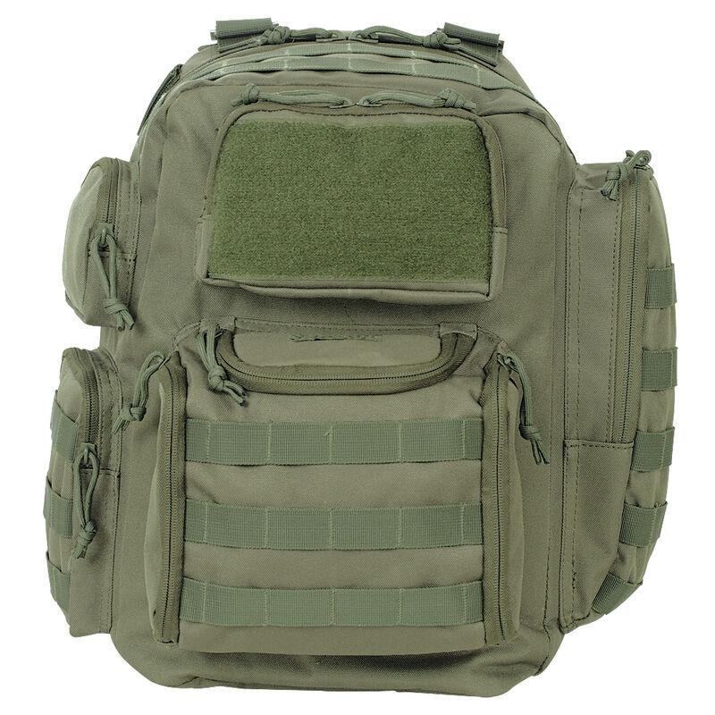 "Voodoo Tactical Mini Matrix Backpack 9""x13""x15"" Pack Cloth OD Green 005104000"