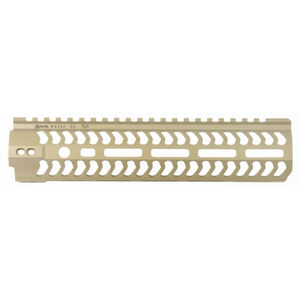 "ODIN Works AR-15 9.5"" M-LOK Free Float Forend FDE Finish"
