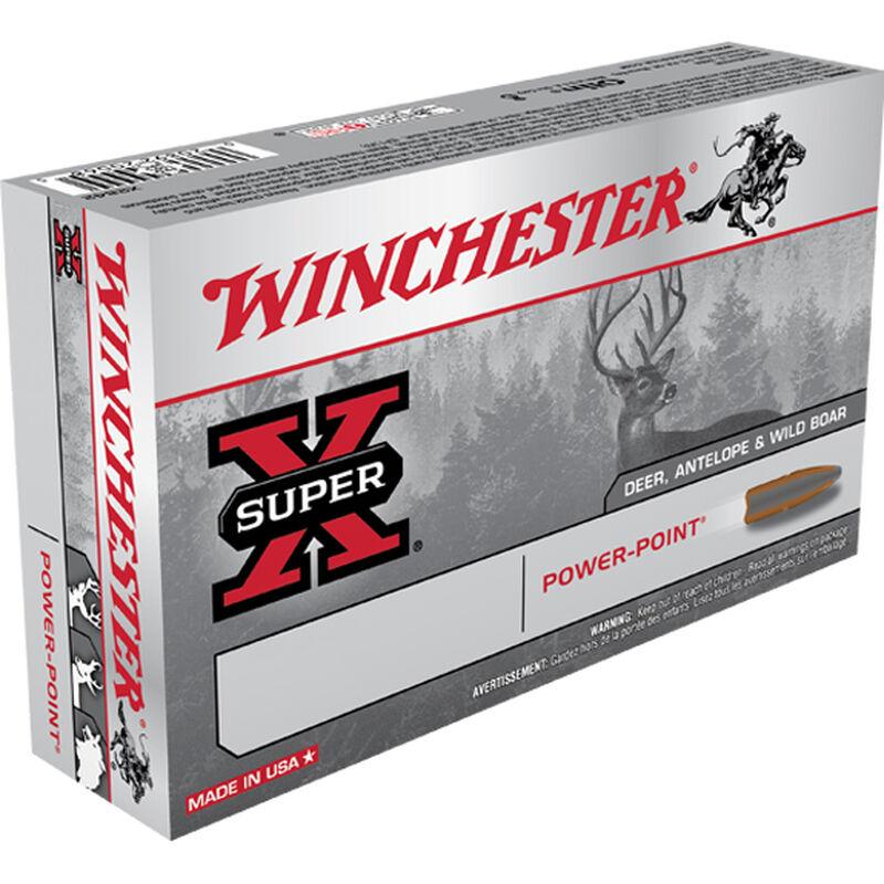 Winchester Super-X .307 Win Ammunition 20 Rounds 180 Grain Power Point SP 2510fps