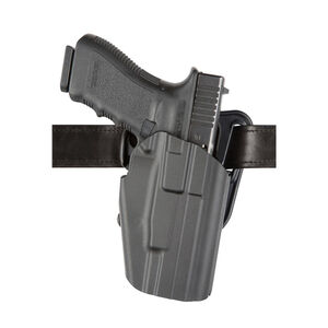 Safariland Model 576 GLS Pro-Fit Hi-Ride Holster GLOCK 26/27/30/30S/39 and Similar Right Hand SafariSeven STX Plain Black