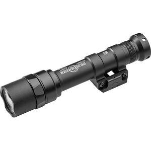SureFire M600 Ultra Scout Weaponlight 600 Lumen LED White Light Two CR123A Battery Picatinny Mount Aluminum Body Matte Black Finish