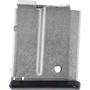 Anschutz .17 HMR 4 Round Magazine Stainless Steel