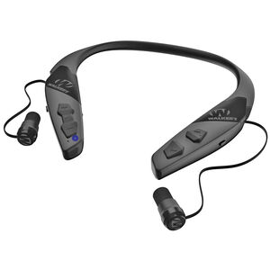 Walker Razor XV 3.0 Retractable Digital Ear Buds 24NRR Bluetooth Compatible Rechargeable FDE and Black GWP-BTN-BT