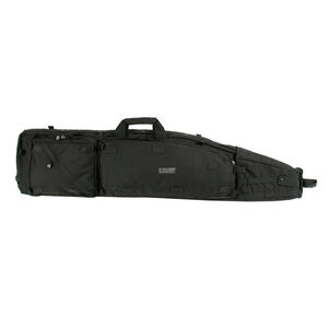 "BLACKHAWK! 51"" Long Gun Sniper Drag Bag, Nylon, Black"