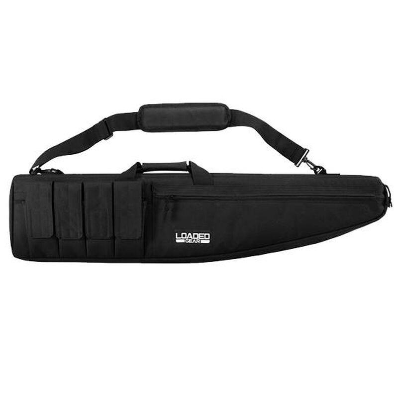"Barska Loaded Gear RX-100 Tactical Double Rifle Bag 48"""