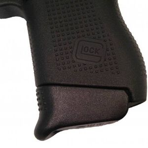 Pearce Grip Extension Plus for GLOCK 42 +1 Round Polymer Black PG-PG-42+1