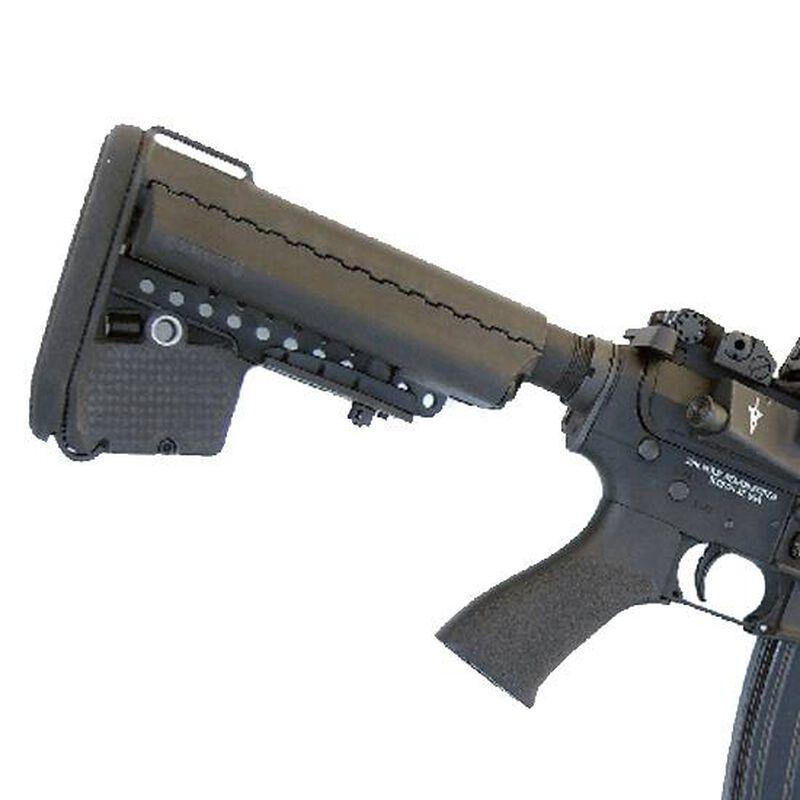 VLTOR AR-15 EMOD Enhanced Modstock Milspec Battery Storage Polymer Black AEBM