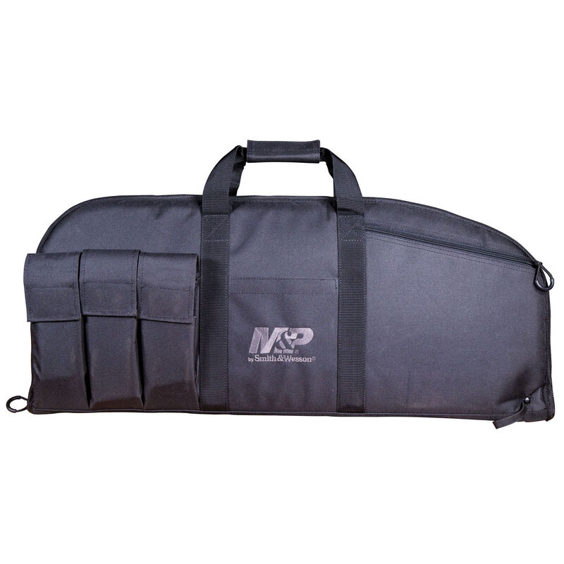 "Smith and Wesson M&P Duty Series Compact 29"" Gun Case Nylon Black"