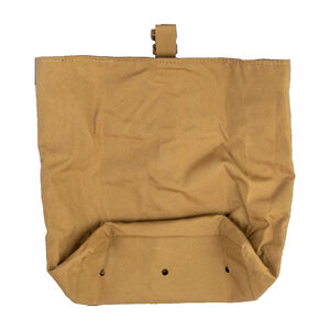 Grey Ghost Gear Roll Up Dump Pouch Laminate Injection Molded Malice Clips Coyote Brown