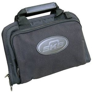 """SKB Sports Dry-Tek Handgun / Pistol Bag, 11""""x7"""", Black"""