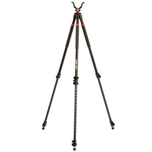 "BOGGear Bog-Pod HD 3 Heavy Duty Tripod 22"" to 68"" Universal Shooting Rest Black"