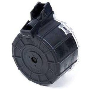 ProMag SAIGA 12 Gauge Drum Magazine 15 Rounds Polymer Black SAI-A11