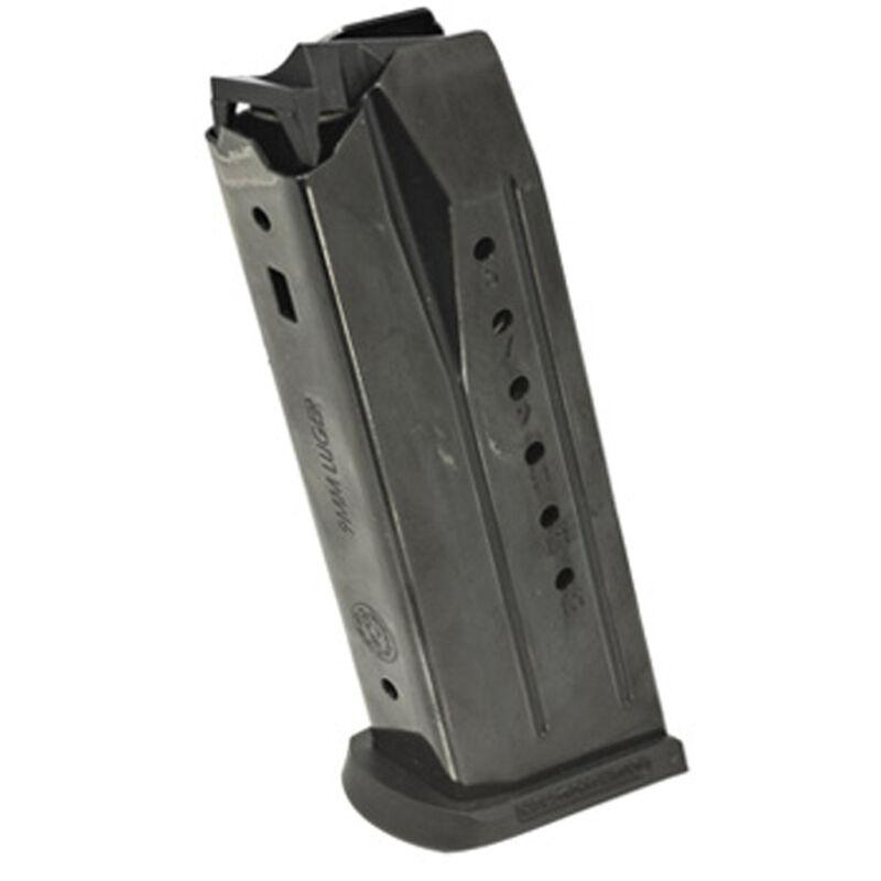 Ruger Security-9 Full Size 15 Round Magazine 9mm Luger Steel Black Oxide 90637