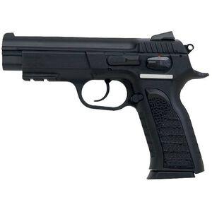 "EAA Witness P Full Size Semi Auto Handgun .40 S&W 4.5"" Barrel 15 Rounds Polymer Frame Blued Finish 999103"