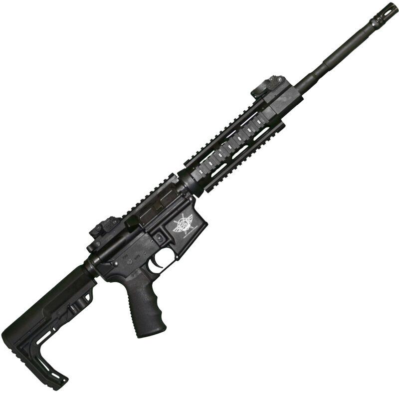Civilian Force Arms Xena-15 Gen 4 AR-15 Semi Auto Rifle 5 56 NATO 16
