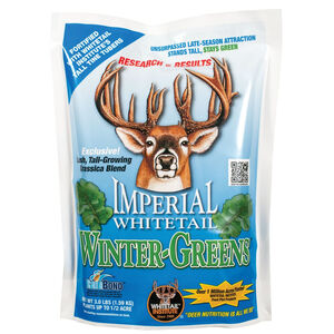 Whitetail Institute Winter Greens 1/2 Acre 3lbs