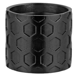 Backup Tactical Thread Protector For 30 Cal 5/8x24 Honeycomb Aluminum Black