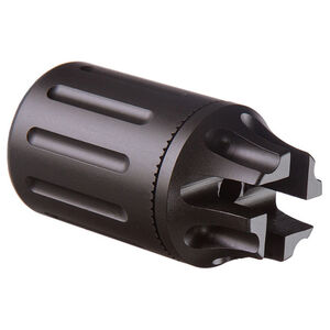 Primary Weapons Systems CQB 223 Compensator Steel Black