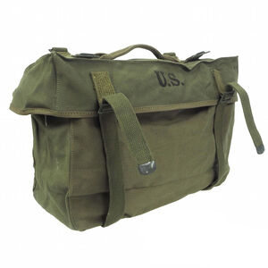 US Military Pack, Field, Cargo Bag M-45 Number: 74-P-12-252 Unissued Condition