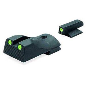 "Meprolight Tru-Dot Kimber ""Slant"" Custom Compact Night Sight Set ML11212"