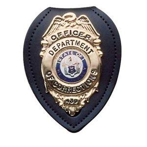 Teardrop Badge Holder
