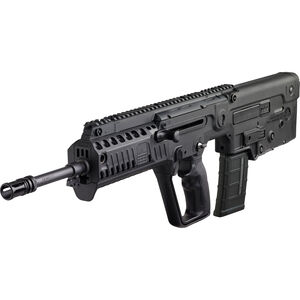 "IWI Tavor X95 XB18 Semi Auto Rifle 5.56 NATO 18"" Barrel 30 Rounds Black Bullpup Design Reinforced Polymer Stock Matte Black"