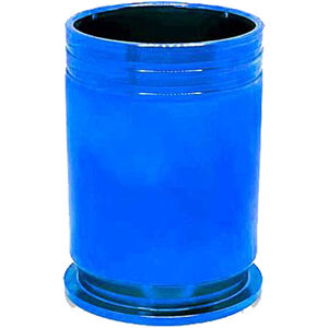 2 Monkey Trading Lucky Shot USA Replica 40MM Grenade Shell Shot Glass Blue