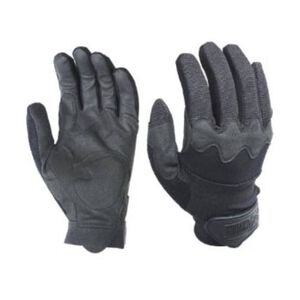 Voodoo Tactical The Edge Shooter's Gloves Leather Large Black 20-9077001094