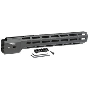 "Midwest Industries Ruger PC Carbine 14"" Extended M-LOK Hand Guard 6061 Aluminum Hard Coat Anodized Matte Black"