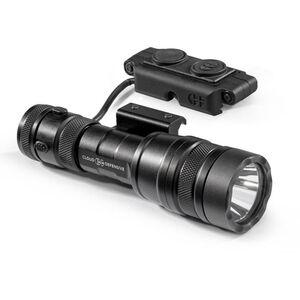 Cloud Defensive REIN Micro Weapon Light 1300 Lumens Complete Kit Picatinny Rail Aluminum Body Hard Coat Anodized Black