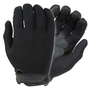Damascus Protective Gear Nester I Lightweight Duty Gloves Nylon Lycra Black, Small