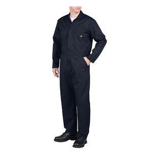 Dickies Basic Blended Long Sleeve Twill Coveralls Large Regular 48611DN