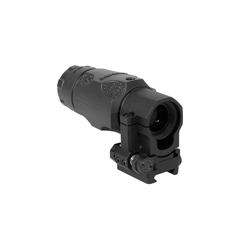Aimpoint 3XMag-1 Magnifier 3x With 39mm FlipMount and TwistMount Base Black 200334