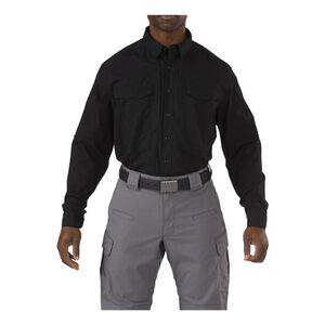5.11 Tactical Stryke Long Sleeve Flex-Tac Shirt Large Regular Dark Navy 72399