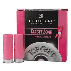 "Federal 12 Gauge Ammunition 25 Rounds 2.75"" #8 Lead 1.125 oz."