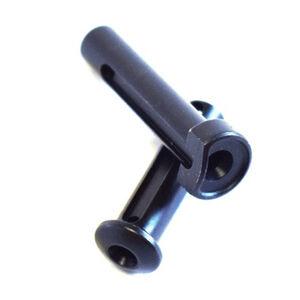 2A Armament AR-15 Steel Takedown Pins Mil-Spec Size .250 4140 Steel Black Oxide Finish