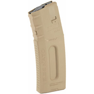 Hera USA H3L AR-15 Magazine 5.56 NATO 10 Round With Limiter Installed Polymer Tan